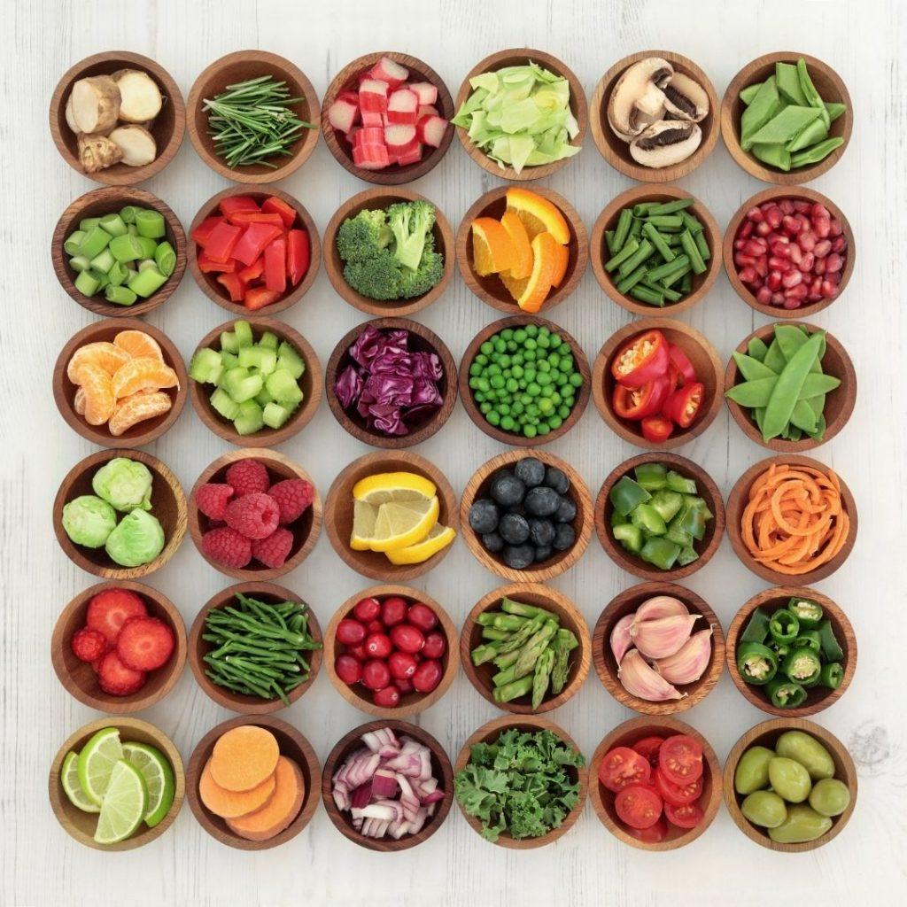 najzdrowsza żywność