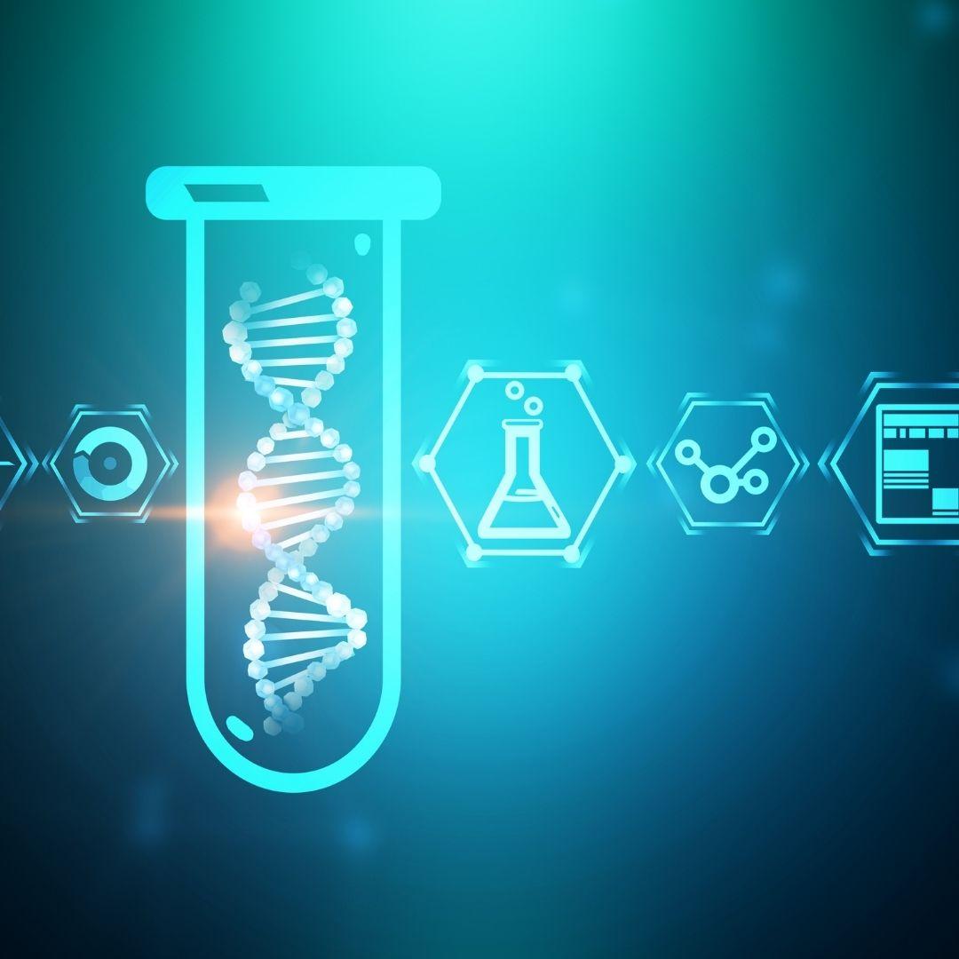 badanie dna w labolatorium genelab