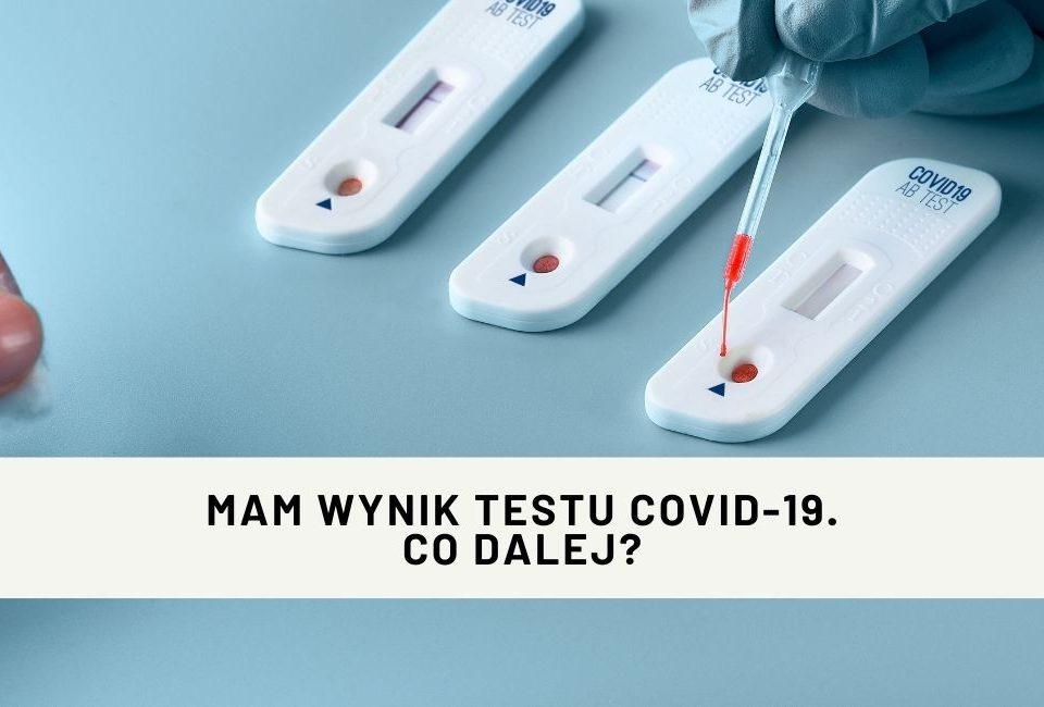 Jak odczytać wynik badania na przeciwciała wirusa COVID-19? Co może oznaczać wynik pozytywny, a co negatywny?