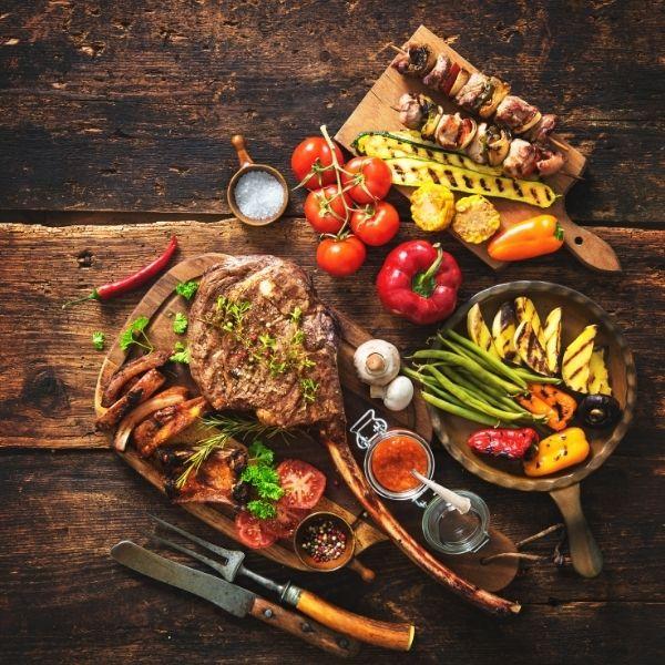 Najlepsze dodatki do mięsa wołowego.